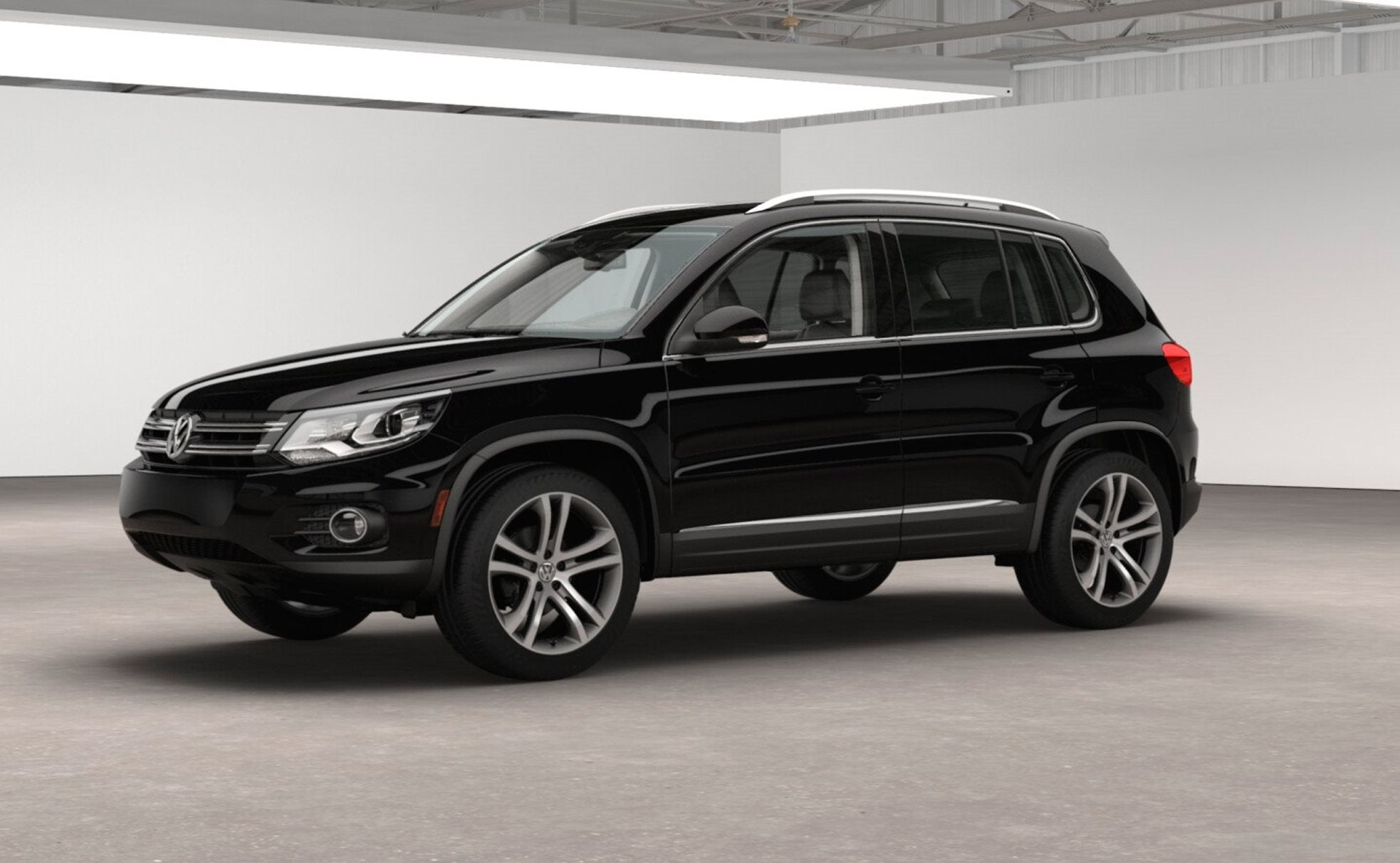 2017 Volkswagen Tiguan Sel With 4motion For In Laredo