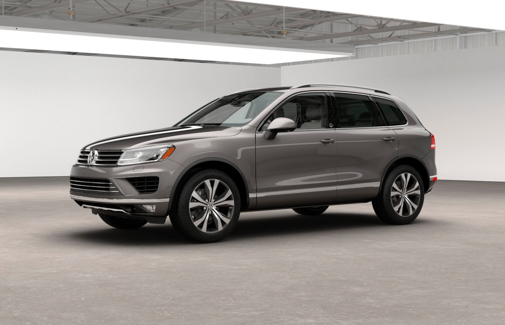 New 2017 Volkswagen Touareg Wolfsburg For In Laredo Specials Deals