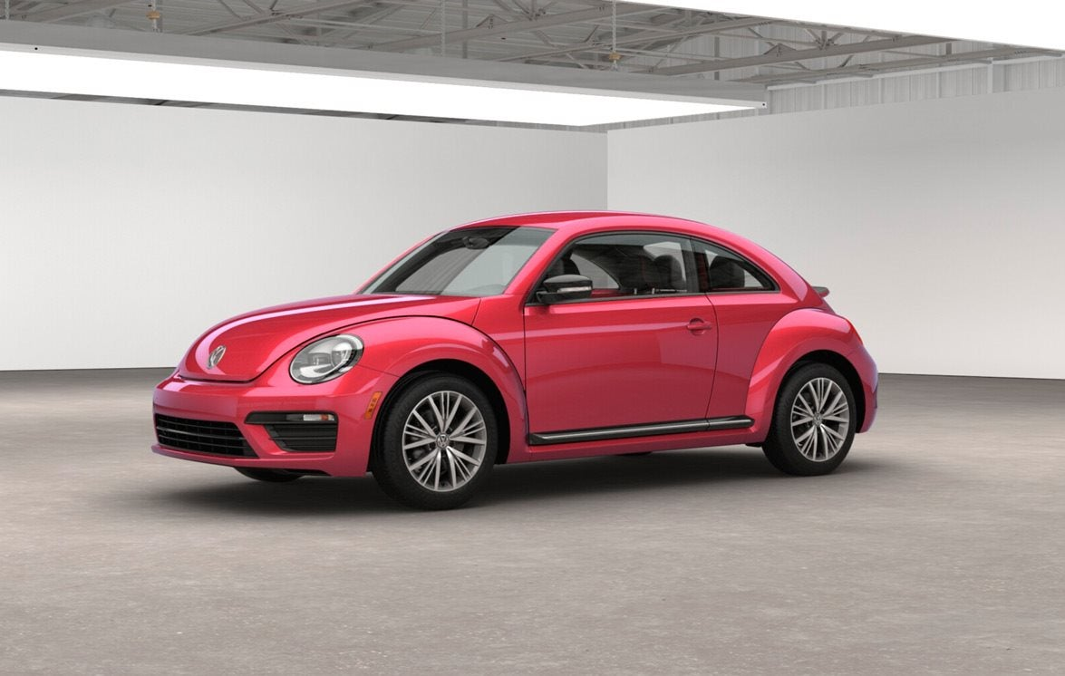 2017 Volkswagen Beetle Pinkbeetle For In Laredo Tx