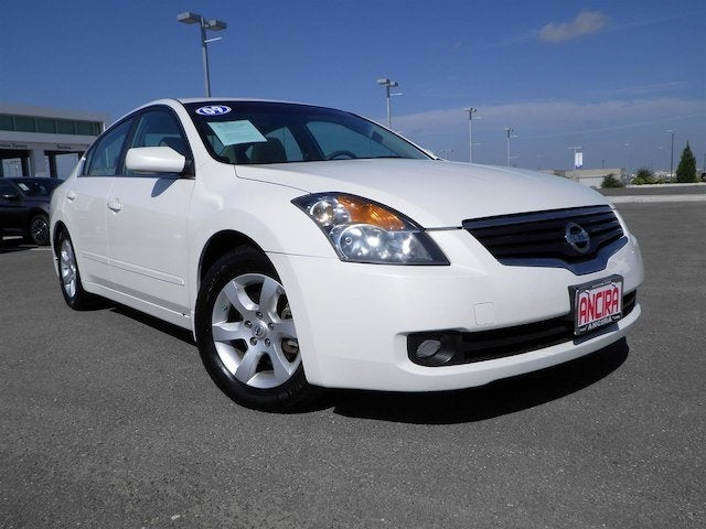 2009 Nissan Altima 2 5 S In Laredo Tx Ancira Volkswagen Of