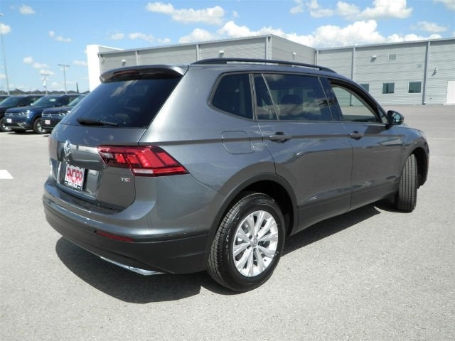 2018 Volkswagen Tiguan S In Laredo Tx Ancira Of