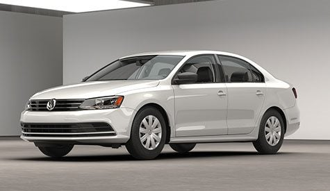 2016 Volkswagen Jetta S with Technology Package in Laredo
