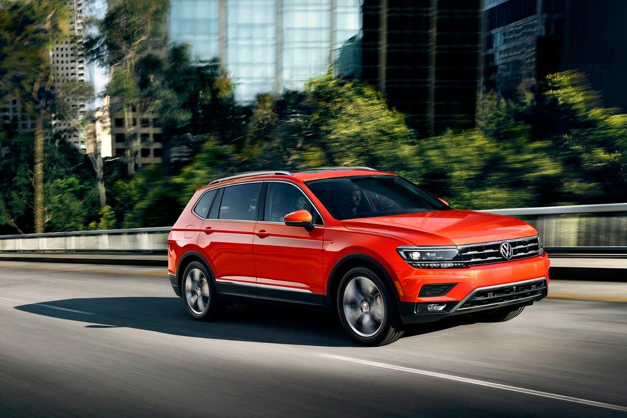 New 2018 Volkswagen Tiguan S with 4Motion for sale in Laredo